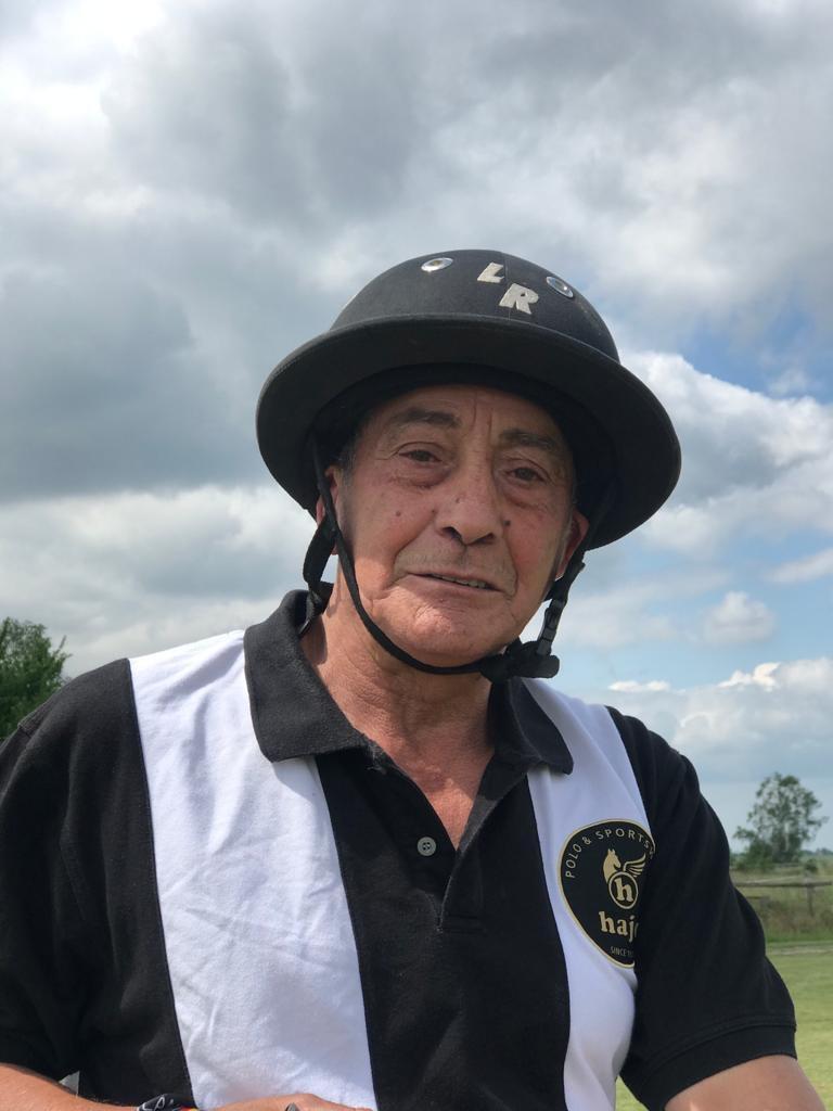 Carlos Velazquez Umpire
