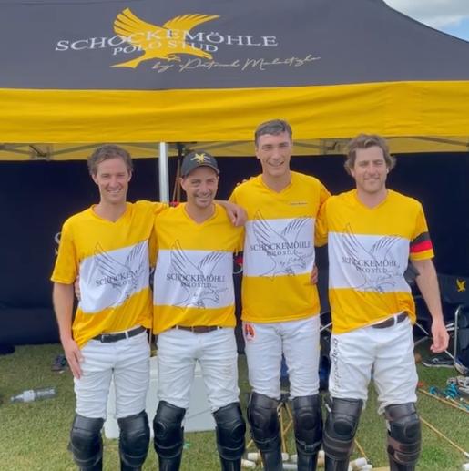 Team Schockemöhle England 2021
