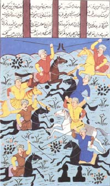 Polo Persien
